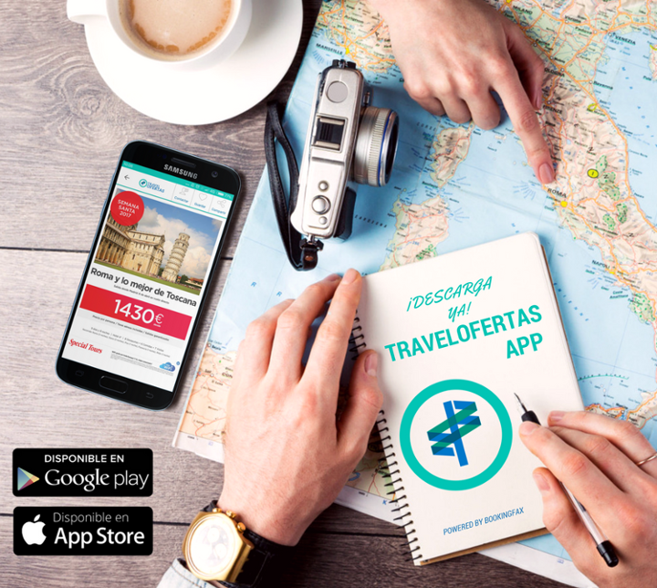 travelofertas app